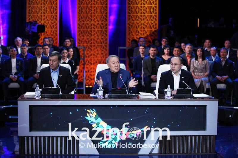 Nazarbayev on 4 key milestones in Kazakhstan's history