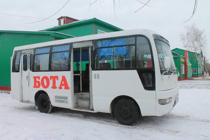 Впервые в Караганде детей будут возить в детсад на автобусе