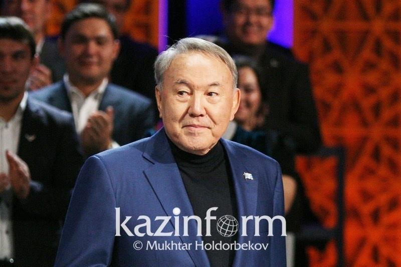 Нұрсұлтан Назарбаев «Қазақстанның 100 жаңа есіміне» енген жеңімпаздармен кездесті
