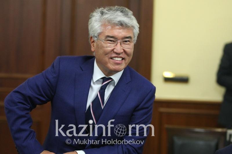 Мәдениет министрі Астананың 20 жылдығын мерекелеу жоспарымен бөлісті