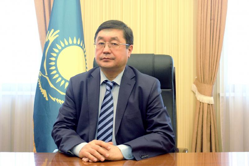 Еркин Онгарбаев назначен председателем Комитета по делам религий