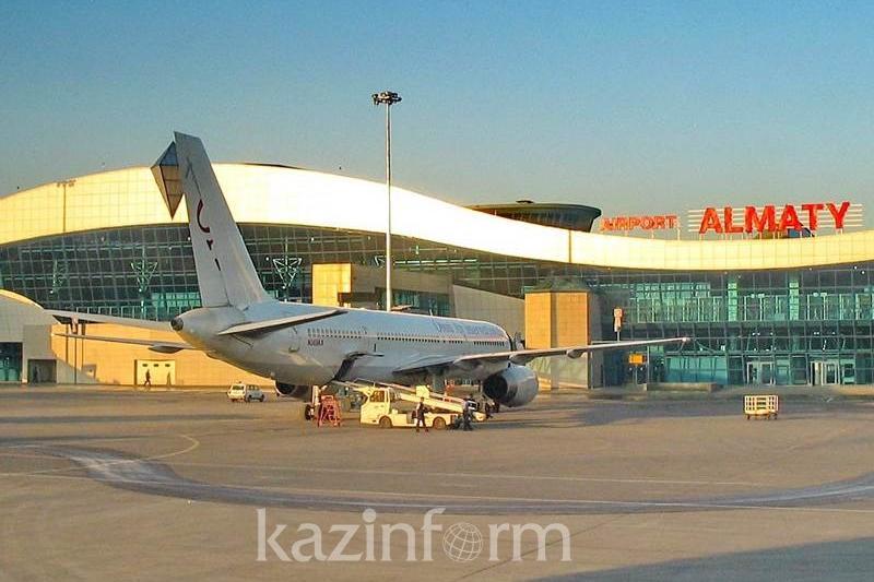 Режим открытого неба могут ввести для аэропорта Алматы