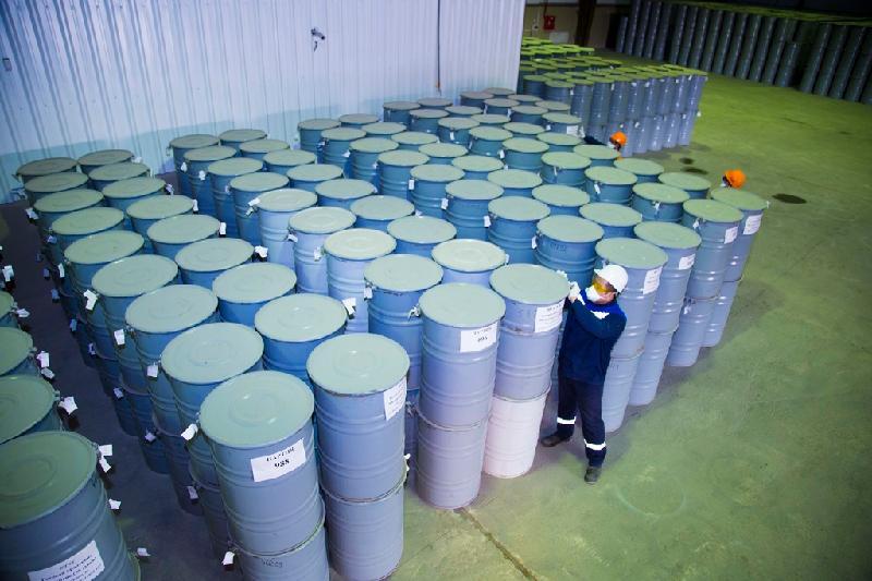 2018 жылы өндірілетін уран көлемі белгілі болды
