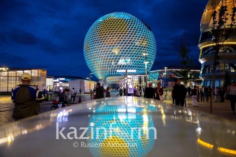 BIE Sec-Gen congratulates President Nazarbayev on EXPO-2017 success