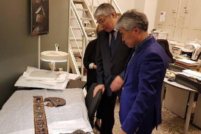 Санкт-Петербургте Кенесары ханның кісесі сақталғаны анықталды - Берік Әбдіғалиұлы