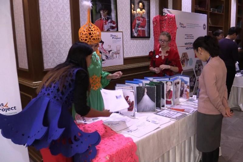 По 1 млн тенге получили молодые стартаперы в Южном Казахстане