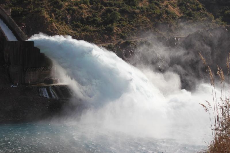 阿拉木图州单一城市将新建一座水电站