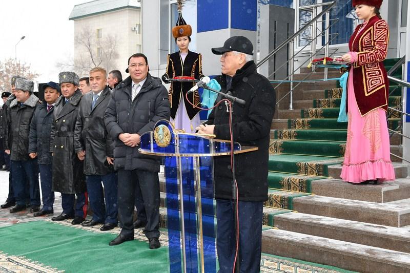 Алматы облысының прокуратурасы құқық қорғау қызметтері орталығын ашты