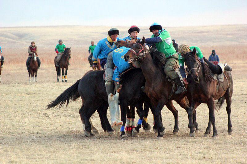 كوكپاردان ازيا چەمپيوناتى: قازاقستان قۇراماسى قارسىلاسىن ويسىراتا جەڭدى