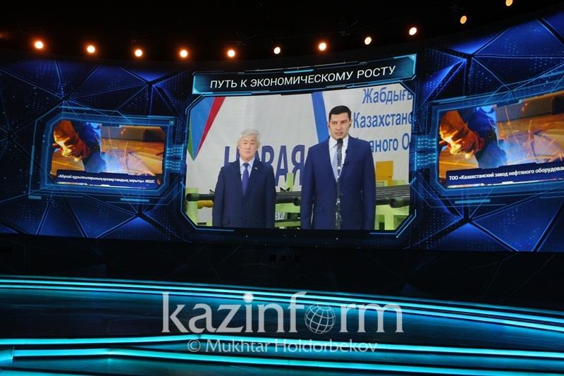 Нурсултан Назарбаев: Будем зарабатывать больше денег на переработке сырья