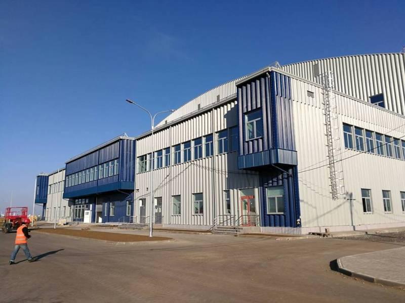 В столице заработал  авиационно-технический центр «Эйр Астана»