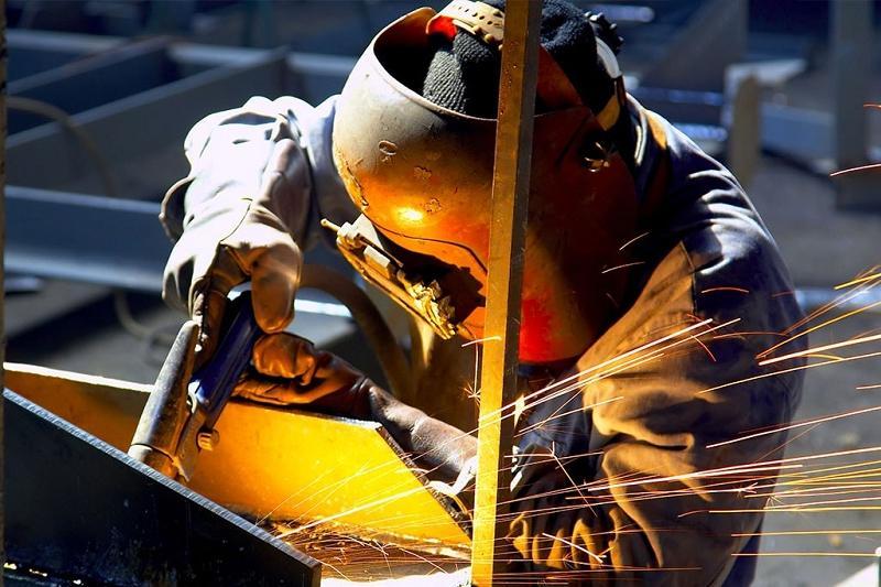 Завод по производству металлоконструкций открыли в Алматинской области
