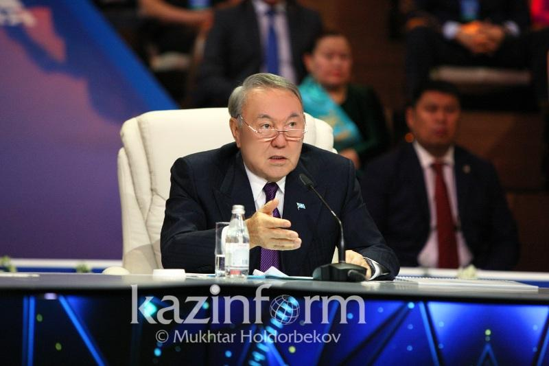 Nazarbayev to Government: You should not fail Digital Kazakhstan