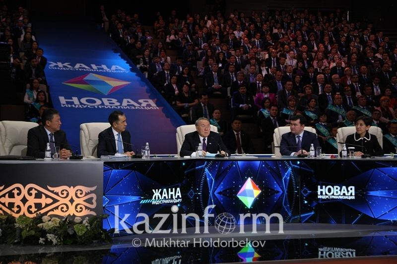 National teleconference with the participation of President starts in Astana
