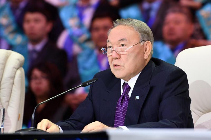 Nursultan Nazarbayev calls on foreigners to invest in Kazakhstan