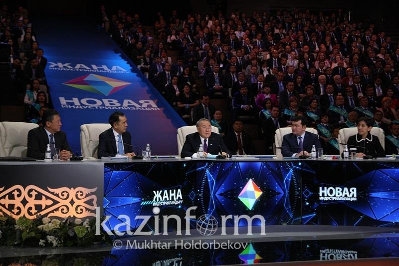 Нұрсұлтан Назарбаев Үкіметтің басты міндетін атады
