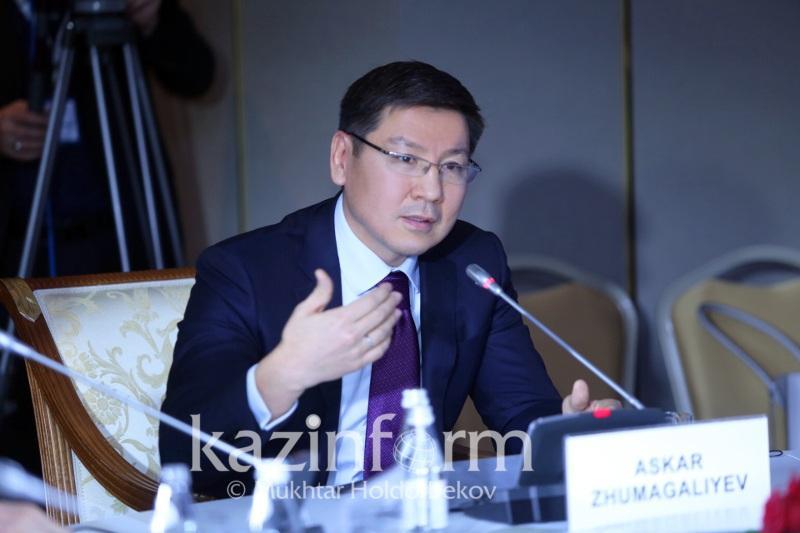 Высокие технологии позволили сэкономить средства в Казатомпроме - Аскар Жумагалиев