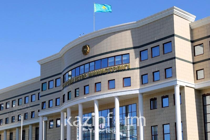 外交部:格鲁吉亚总理和中国副总理将访问哈萨克斯坦
