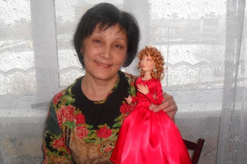 Мастерица из Кокшетау: Все кукольники - немножко дети!