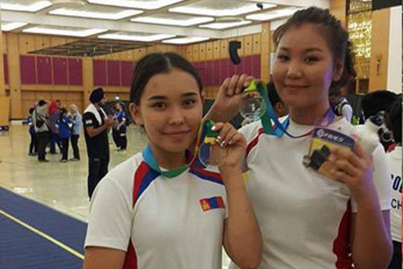Казашка из Монголии стала победительницей Кубка мира по стрельбе из лука