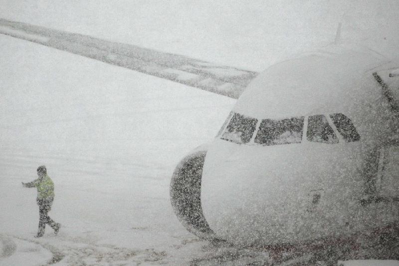 Алматы әуежайында 4 әуе компаниясының рейстері кешіктірілді