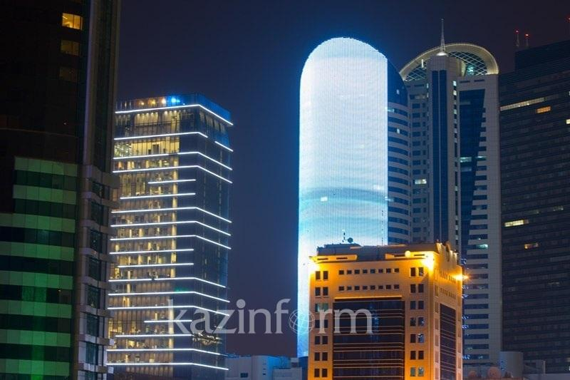 Центр управления архитектурным освещением предлагают создать в Астане