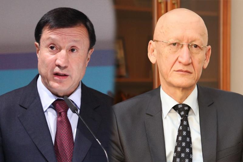Адильбек Джаксыбеков и Болат Жамишев примут участие в зимнем марафоне