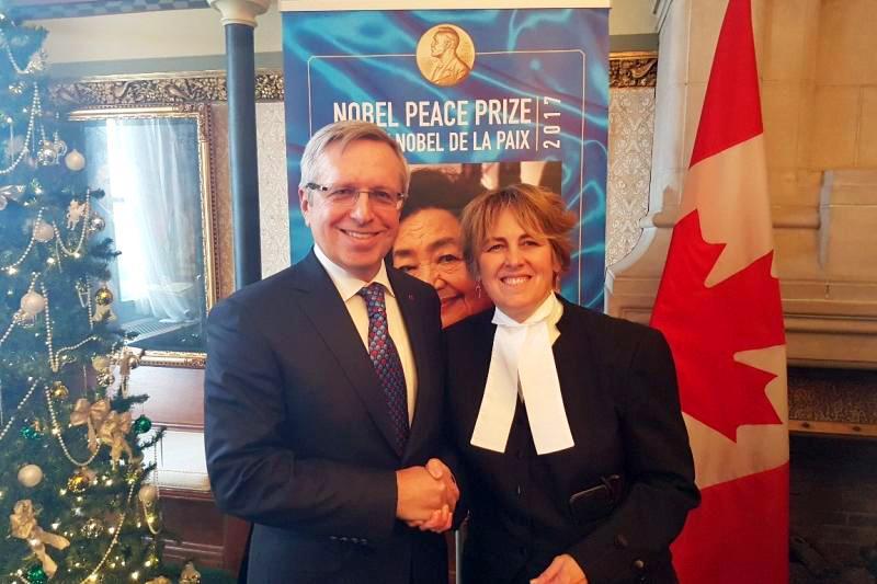 加拿大对哈萨克斯坦反核倡议表示支持
