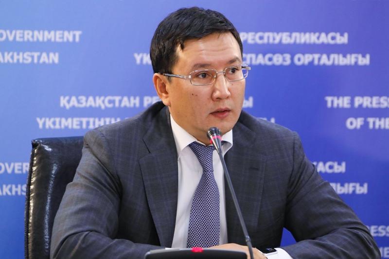 Назначен новый председатель правления нацхолдинга «Байтерек»