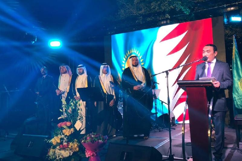 Kazakh Embassy in Qatar holds reception on the occasion of Independence Day
