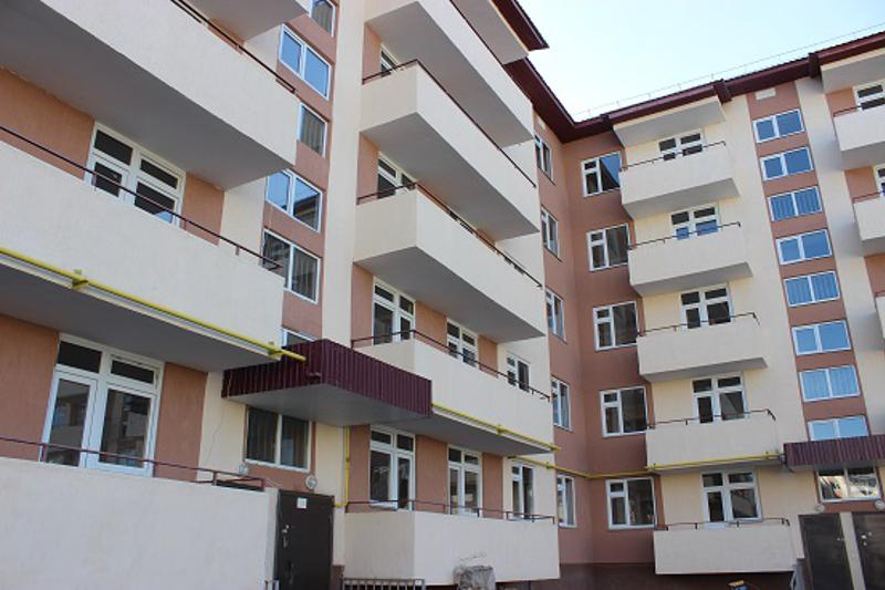Более 1400 квартир сдадут по итогам 2017 года в Западно-Казахстанской области