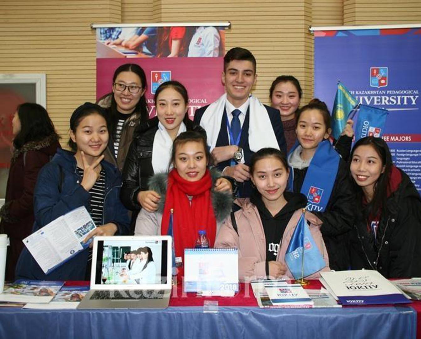 Дни образования Казахстана стартовали в Пекине