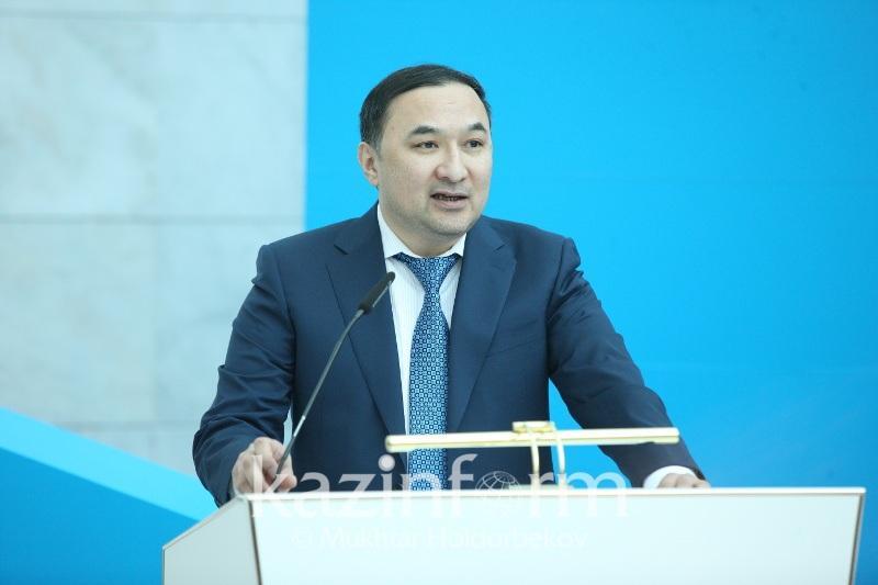 Erjan Babaqumarov Almaty ákiminiń orynbasary bolyp taǵaıyndaldy