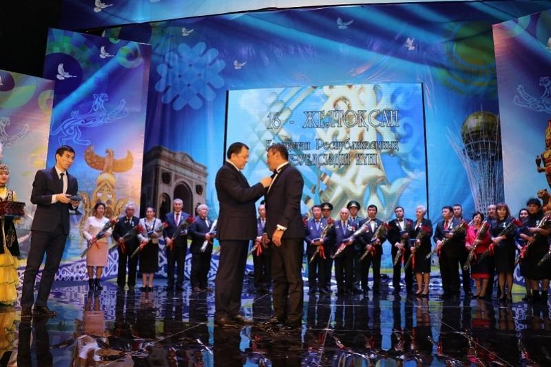 35 жителей Атырау получили государственные награды