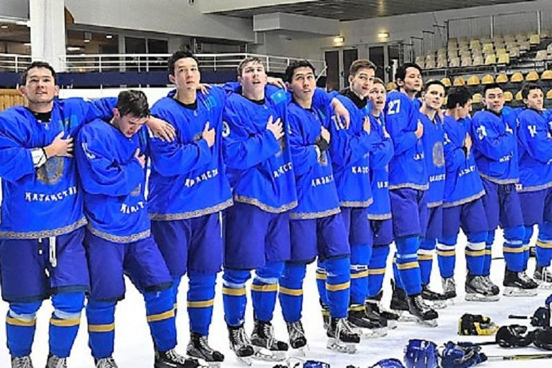 Молодежная сборная Казахстана по хоккею выиграла у Австрии