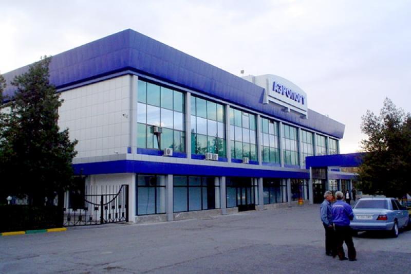 Аэропорт Шымкента возобновил работу в штатном режиме