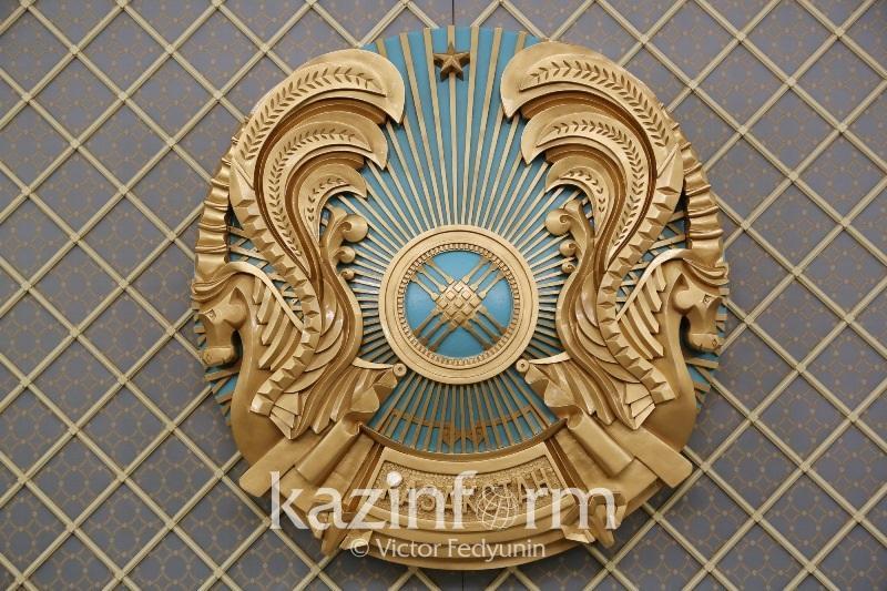 Государственный герб Казахстана - символика единства и благополучия