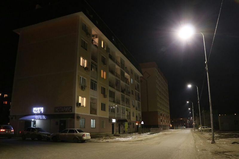 Современное LED-освещение появится на улицах Атырау