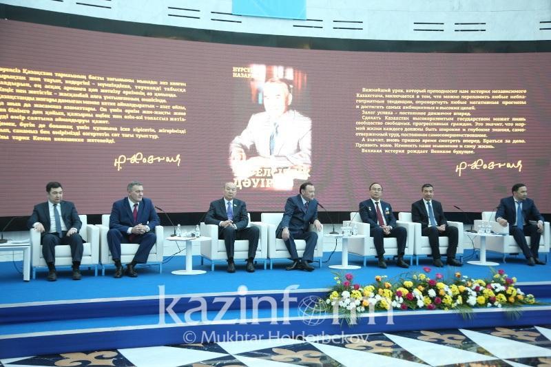 Новая книга Президента отражает казахстанский путь - ректор ЕНУ