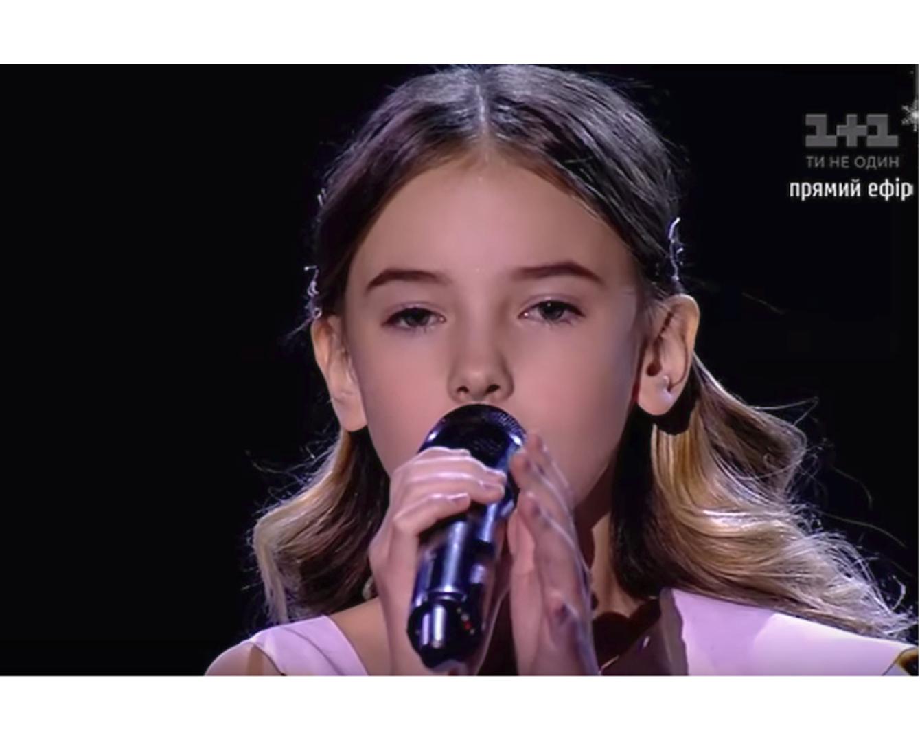 Данэлия Тулешова победила в конкурсе «Голос. Дiти»