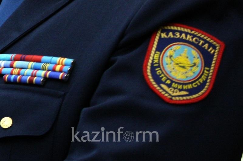 Акмолинские полицейские оказали помощь жителям Арыси