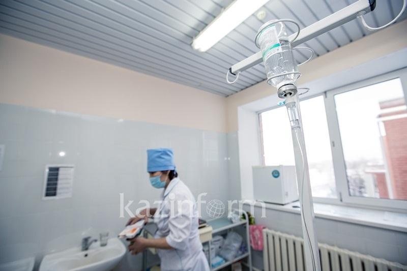 Алматы облысында туған ұлынан таяқ жеген ана ауруханаға түсті