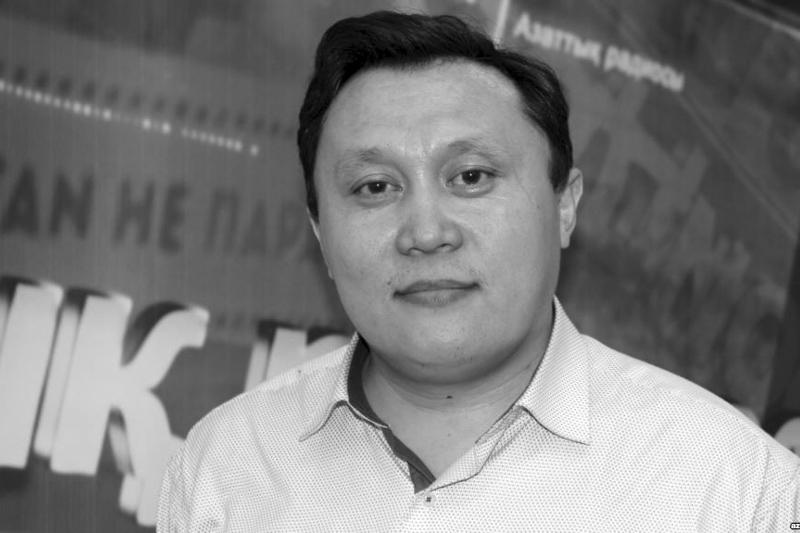 Алматылық журналистер Рахат Мамырбекті  жұма күні ақтық сапарға шығарып салады