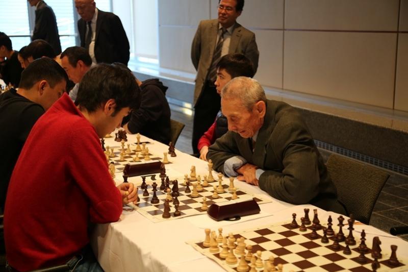Шахматный фестиваль провели в Атырау