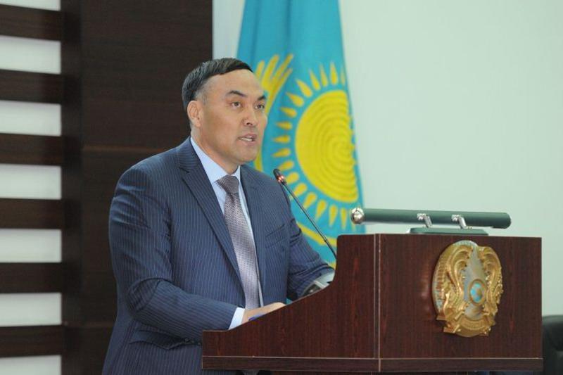 Алматы облысының Райымбек ауданына жаңа әкім тағайындалды