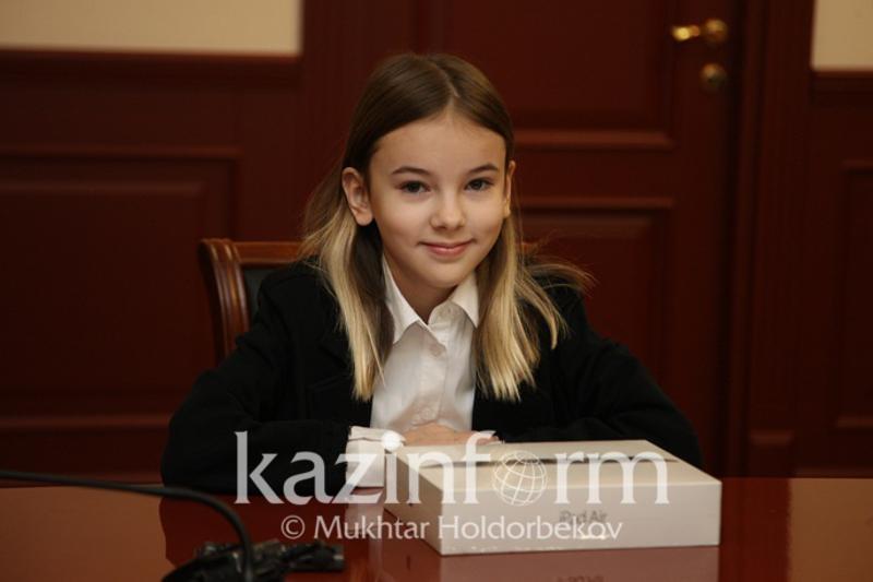 Данэлию Тулешову пригласили попробовать силы на детском Евровидении