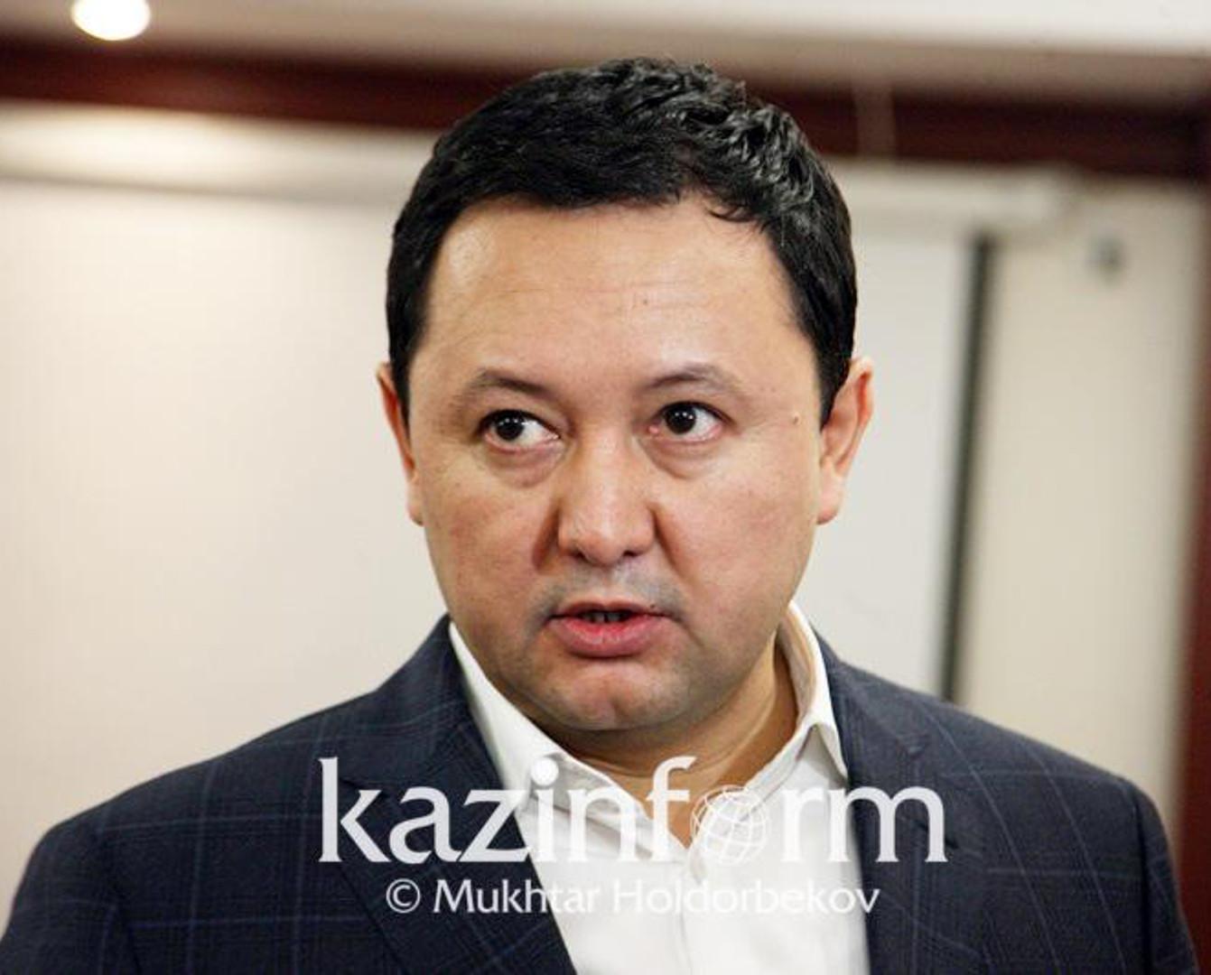 Казахстан возможно примет участие в Евровидении - Багдат Коджахметов