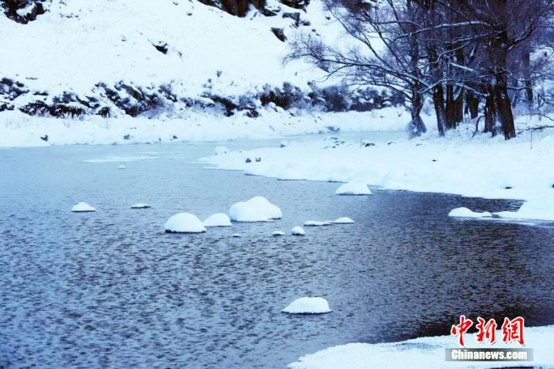 «Незамерзающая река» во внутренней Монголии - обзор казахскоязычной зарубежной прессы