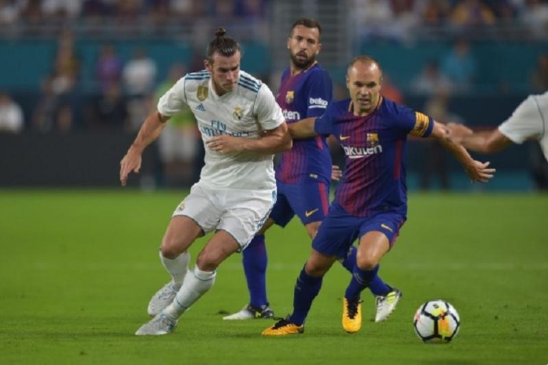 «Реал» - «Барселона» 1-ші таймда тең түсті