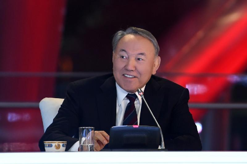 纳扎尔巴耶夫总统:呼吁境外哈萨克人回归历史祖国的政策不会停止